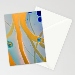 Streamer III Stationery Cards