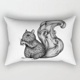 Nuts for a Friend Rectangular Pillow