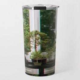 Bonsai Window Travel Mug