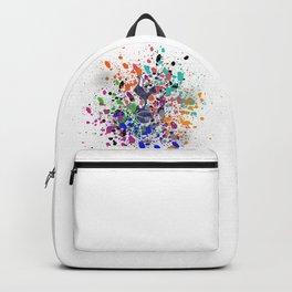 Tottenham Hotspur watercolor Backpack