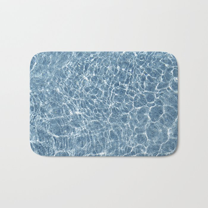 Water Surface Bath Mat