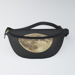 Moon and Stars Fanny Pack