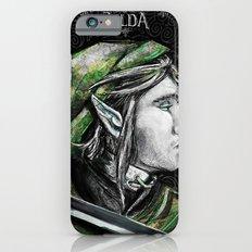 Legend of Zelda - Link The Proud Hylian.  Slim Case iPhone 6s