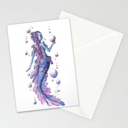 Mermaid 8 Stationery Cards