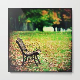 Remnants of a Love Affair Metal Print