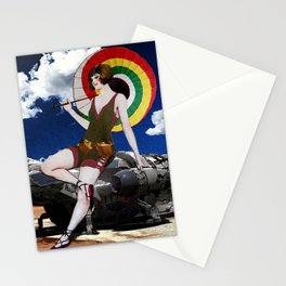 Serenity - Nouveau Kaylee and her Firefly Stationery Cards