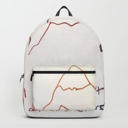 Mountains & Stars Backpack