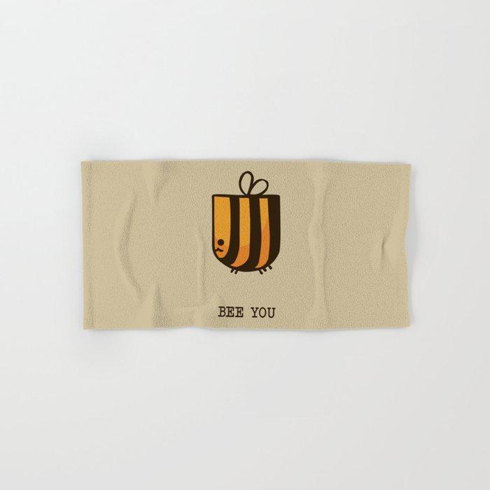 Bee You Hand & Bath Towel