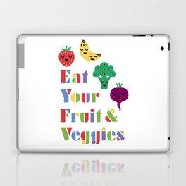 Eat Your Fruit and Veggies 3 Laptop & iPad Skin