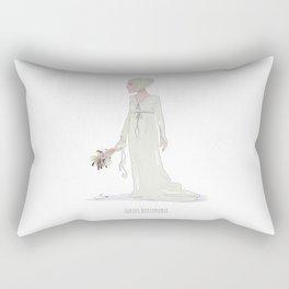 Miss Havisham Rectangular Pillow