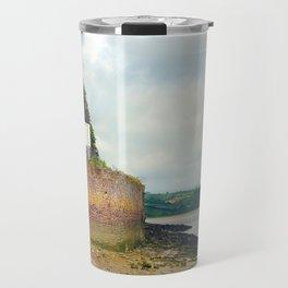 Dylan Thomas.The Boathouse. Travel Mug