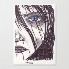 Abusio Canvas Print