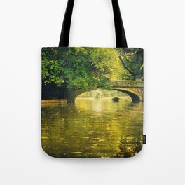 Rowing by nature Tote Bag