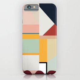 modern abstract II iPhone Case