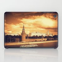 moscow iPad Cases featuring Moscow Kremlin by Amdis Rain