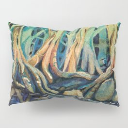 Kingfisher Forest Pillow Sham