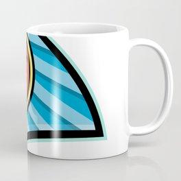 Egyptian Sun God Ra Mascot Coffee Mug