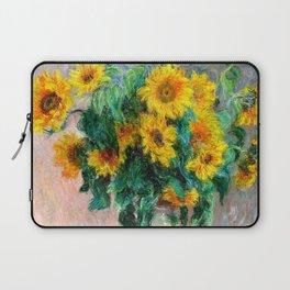 Bouquet of Sunflowers Laptop Sleeve