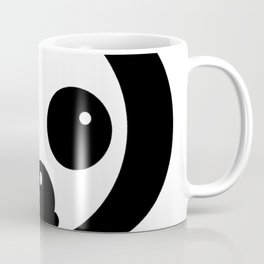 Pup Ellipse Coffee Mug