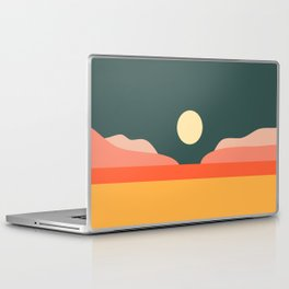 Geometric Landscape 14 Laptop & iPad Skin