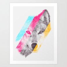 Wild 2 by Eric Fan & Garima Dhawan Art Print