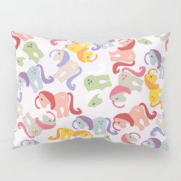 ponies invasion Pillow Sham