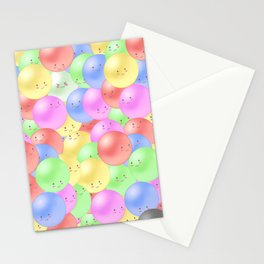 Cute Materia Stationery Cards