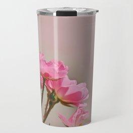 rose 2 Travel Mug