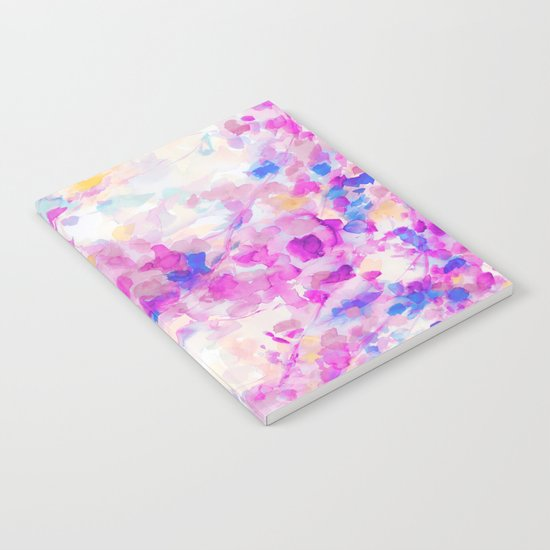 Canopy Magenta Notebook