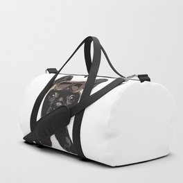French bulldog Patrol Duffle Bag