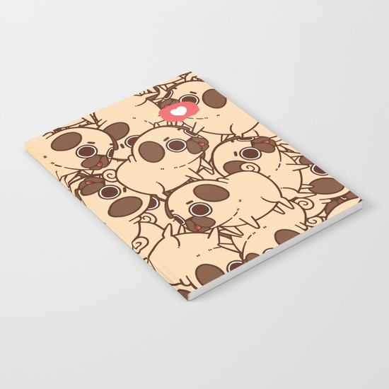 Puglie Heart Notebook
