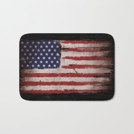This is America Black edition Bath Mat