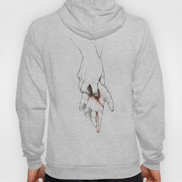 Untitled Hands No. 15 Hoody