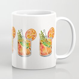Blood Orange Tequila Sunrise Coffee Mug