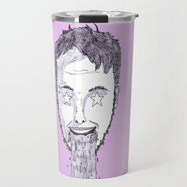 Self Portrait (Oliver Ryder) Travel Mug