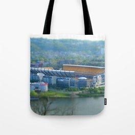 Heinz Field in Pittsburgh 15 Tote Bag