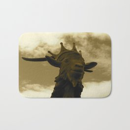 king Puck Bath Mat