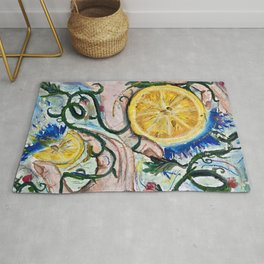 Limon Cello Rug