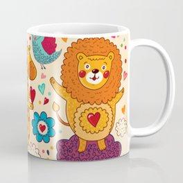 Animals in love Coffee Mug