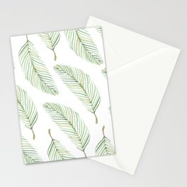 Summer of Palms Stationery Cards