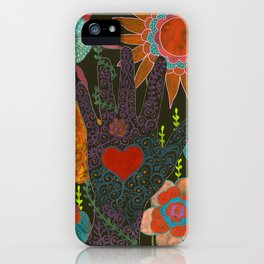 To Have Your Heart In My Hand iPhone Case