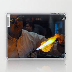Main Street Glassmaker Laptop & iPad Skin