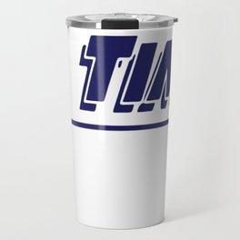 Tool Time t-shirt - Home Improvement, Tim Taylor, Binford Travel Mug