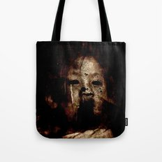 Born in a Burial Gown Tote Bag