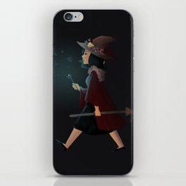 witchy regina iPhone Skin
