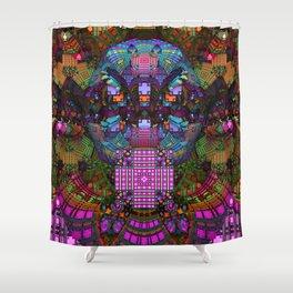 Headspace PH3 Shower Curtain