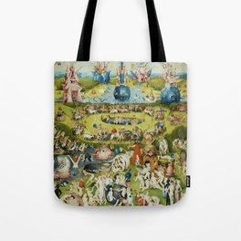 Hieronymus Bosch Tote Bag
