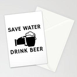 Drink More Beer Stationery Cards