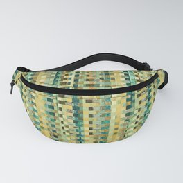 Abstract background 1989 Fanny Pack