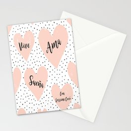 Soy una orgullosa encadenada de Lorraine Cocó Stationery Cards